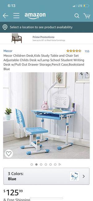 Kids desk for Sale in La Mirada, CA
