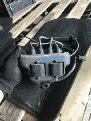 90-93 Mazda Miata OEM Ignition Coil Pack With Wires Part # H4T00176 for Sale in Opa-locka, FL