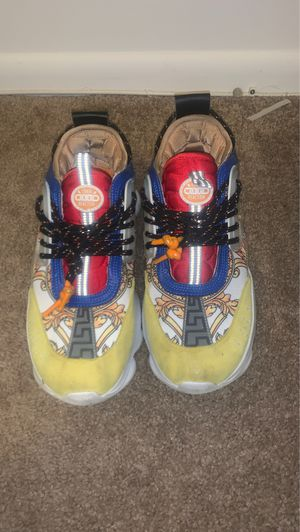 Versace Chain Reactions sz 45 for Sale in Forest Heights, MD
