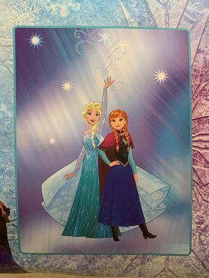 Frozen Blanket 60x80 for Sale in Dallas, TX