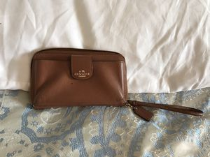 Coach wallet for Sale in Manassas, VA