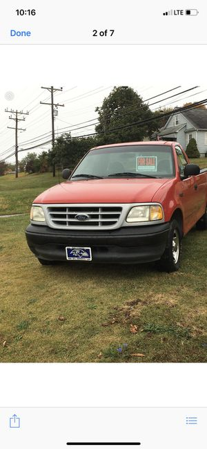 Very dependable reliable pick up for Sale in Eldersburg, MD