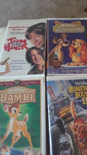 Disney. VHS dvd,s for Sale in Arlington, WA