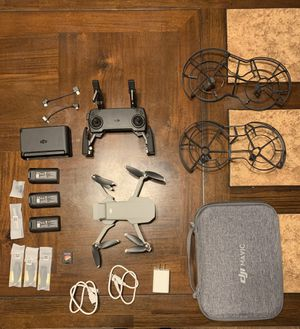DJI mavic mini fly more combo for Sale in La Puente, CA