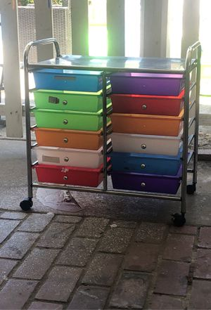 Free craft organizer for Sale in Downey, CA