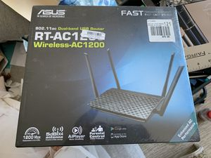 Asus Dual-band Router, BRAND NEW for Sale in Waltham, MA