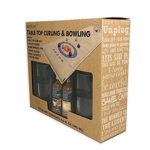 BAR PLUS+ Table Top Curling & Bowling Set for Sale in Washington, DC