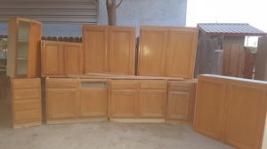 Used kitchen cabinets for Sale in Highland, CA