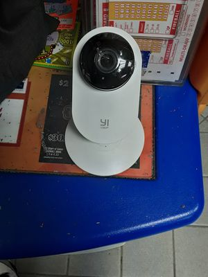Yi home security camera night vision for Sale in Red Oak, TX