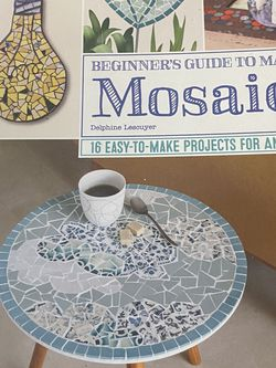 Mosaics for beginners Book for Sale in Martinez,  GA