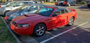 Ford Mustang GT 2002 for Sale in Springfield, VA
