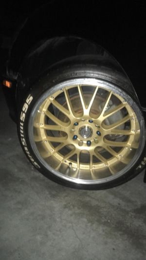 Str 18x8.5 5x100 and 5x 114.3 for Sale in Hacienda Heights, CA
