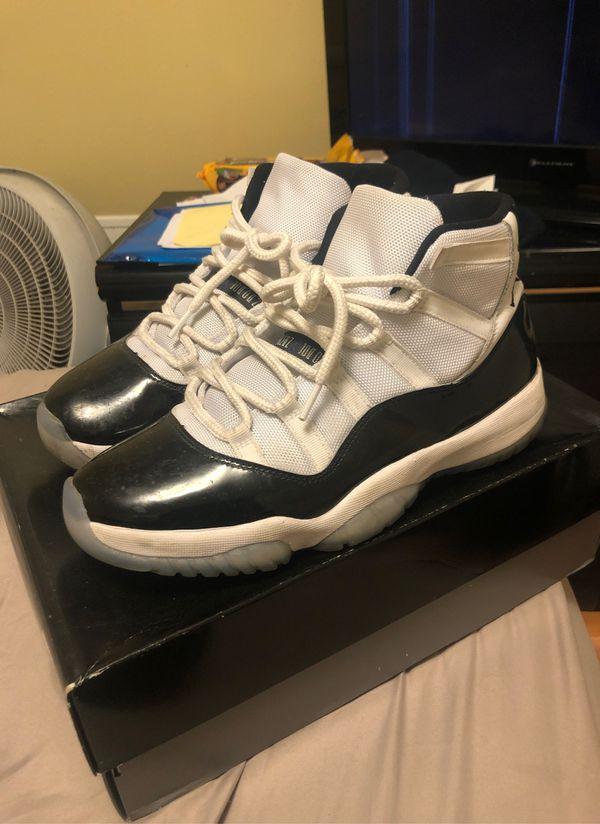 Air Jordan retro 11's with the 45
