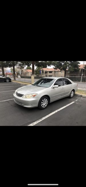 2002 Toyota Camry for Sale in Las Vegas, NV