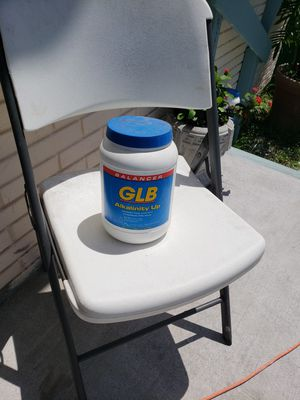 GLB alkalinity up for pools for Sale in Tampa, FL