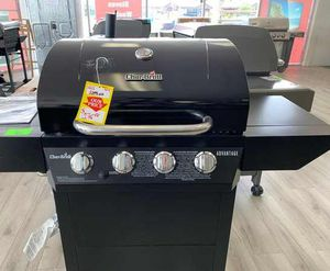 Brand New Black Char-Broil BBQ Grill 66 for Sale in Niederwald, TX