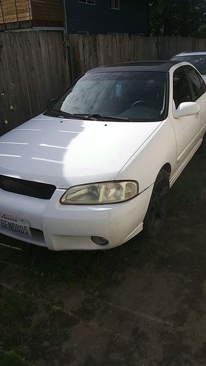 2002 Nissan Sentra SE-R Spec V for Sale in Marysville, WA
