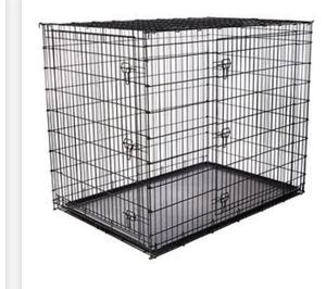 Xl dog crate cage for Sale in South Euclid, OH