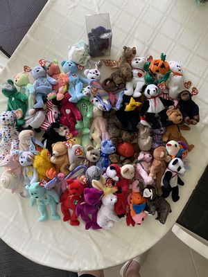 Beanie Babies for Sale in Valrico, FL