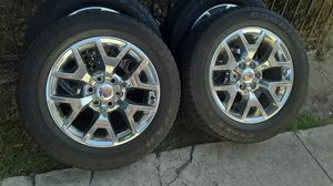 Silverado/GMC rims for Sale in Los Angeles, CA