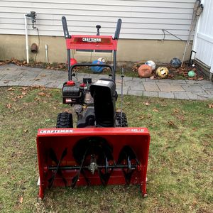 Craftsman Snow Blower Parts Or Repair for Sale in Wall Township, NJ