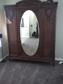European Antique Armoire for Sale in Land O Lakes,  FL