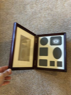 Picture frame, Cherry for Sale in Chesapeake, VA