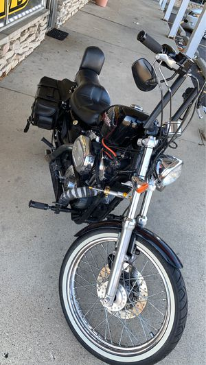 1999 Harley Davidson Sporster XL1200C Motorcycle 33K miles Very Good Running Condition for Sale in Glendale Heights, IL