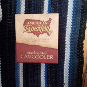 American Expedition Stainless Steel Can Cooler for Sale in Tacoma, WA