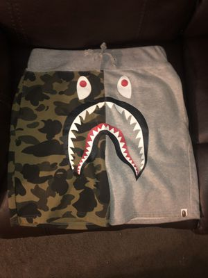 Bape shark shorts for Sale in San Diego, CA