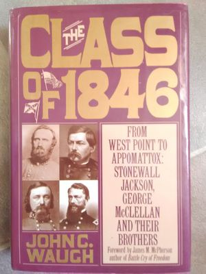 Class of 1846 first edition hardback book for Sale in Dennison, OH