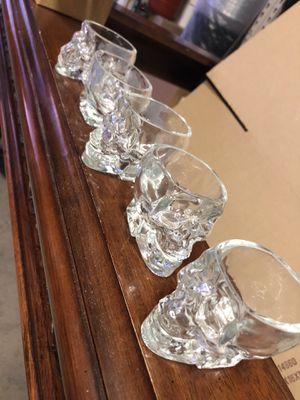 Skull shot glasses for Sale in Fresno, CA