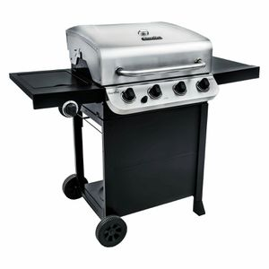 Gas Grill Backyard 4 Burner Stainless Steel Barbecue NEW Outdoor Cooking BBQ for Sale in Atlanta, GA