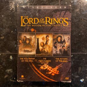 The Lord of the rings trilogy for Sale in Rancho Cordova, CA