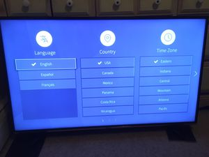43 inch HISENSE 4K UHD Smart Tv NO HOLDS for Sale in Bangor, PA