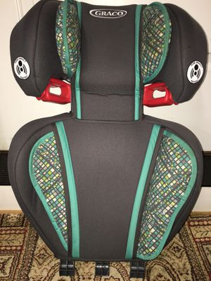 Graco booster car seat detachable backless for Sale in Bonney Lake, WA