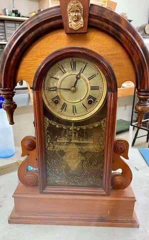 Antique 1900-1910 rare Sessions kitchen clock for Sale in Gonzales, LA