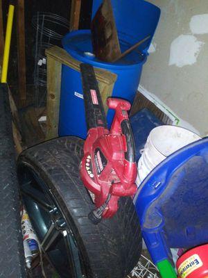 Craftsman leaf blower for Sale in Belleville, IL