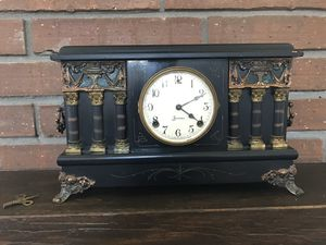 Antique Sessions Baldwin 8 Day Mantel Clock for Sale in Huntington Beach, CA