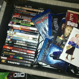 Assorted DVDs (Some Blu-ray) for Sale in Columbus, OH