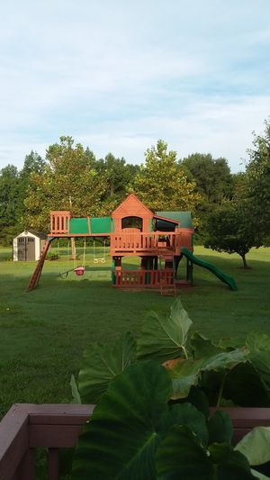 Playset.....FREE!!! for Sale in Smithfield, NC