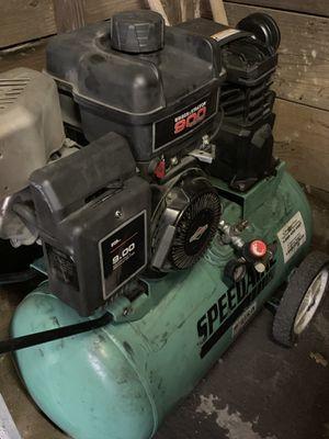 Speedaire 4B220E 5.5hp air compressor for Sale in North Providence, RI