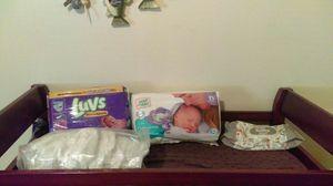 Newborn diapers for Sale in La Rue, OH