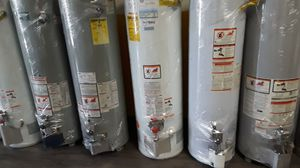 Only today water heaters for 180 whit installation for Sale in Fontana, CA