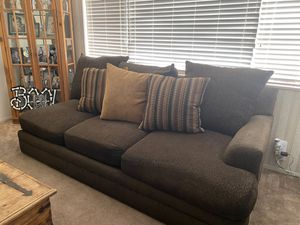Sectional couches set for Sale in Commerce, CA