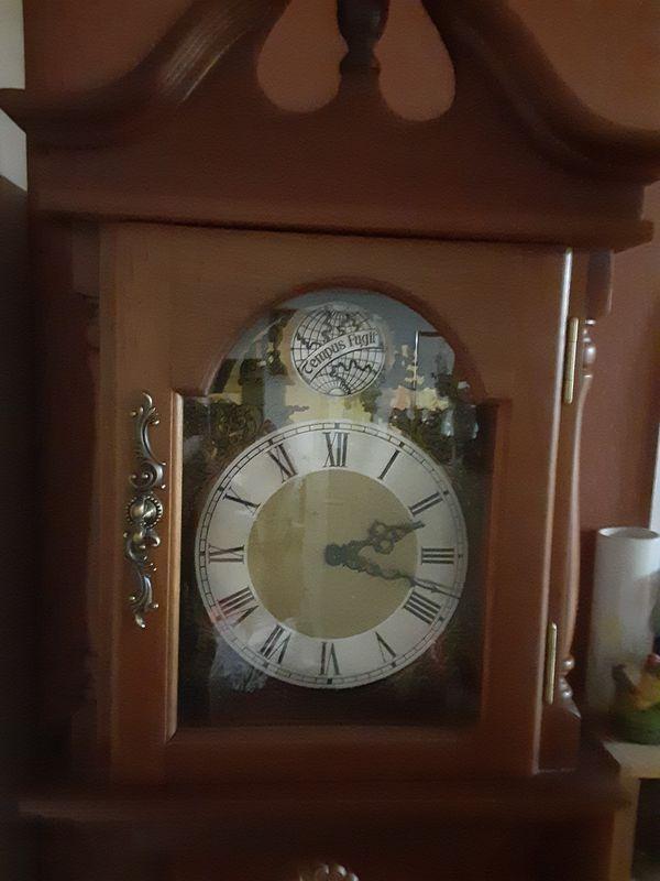 Grandfather Emperor Clock