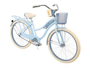 """🤩Brand New & Still in the BOX 📦 Huffy 26"""" Nel Lusso Women's Classic Cruiser Bike with Perfect Fit Frame, Light Blue🤩 for Sale in Miami, FL"""