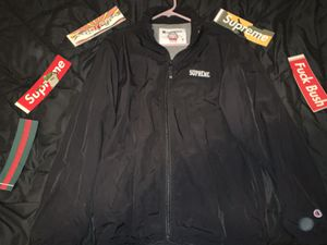 Supreme x Champion Track Jacket M for Sale in Bloomington, CA