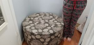 Marlo huge ottoman storage for Sale in Silver Spring, MD