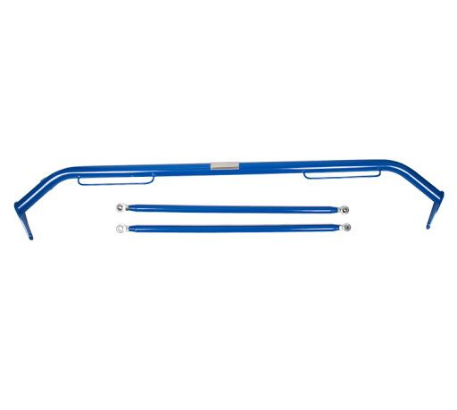 """47"""" NRG 4 Point Harness Bar Metallic Blue NEW Civic Prelude RX7 FC3S Mazda RSX Paseo Tercel"""